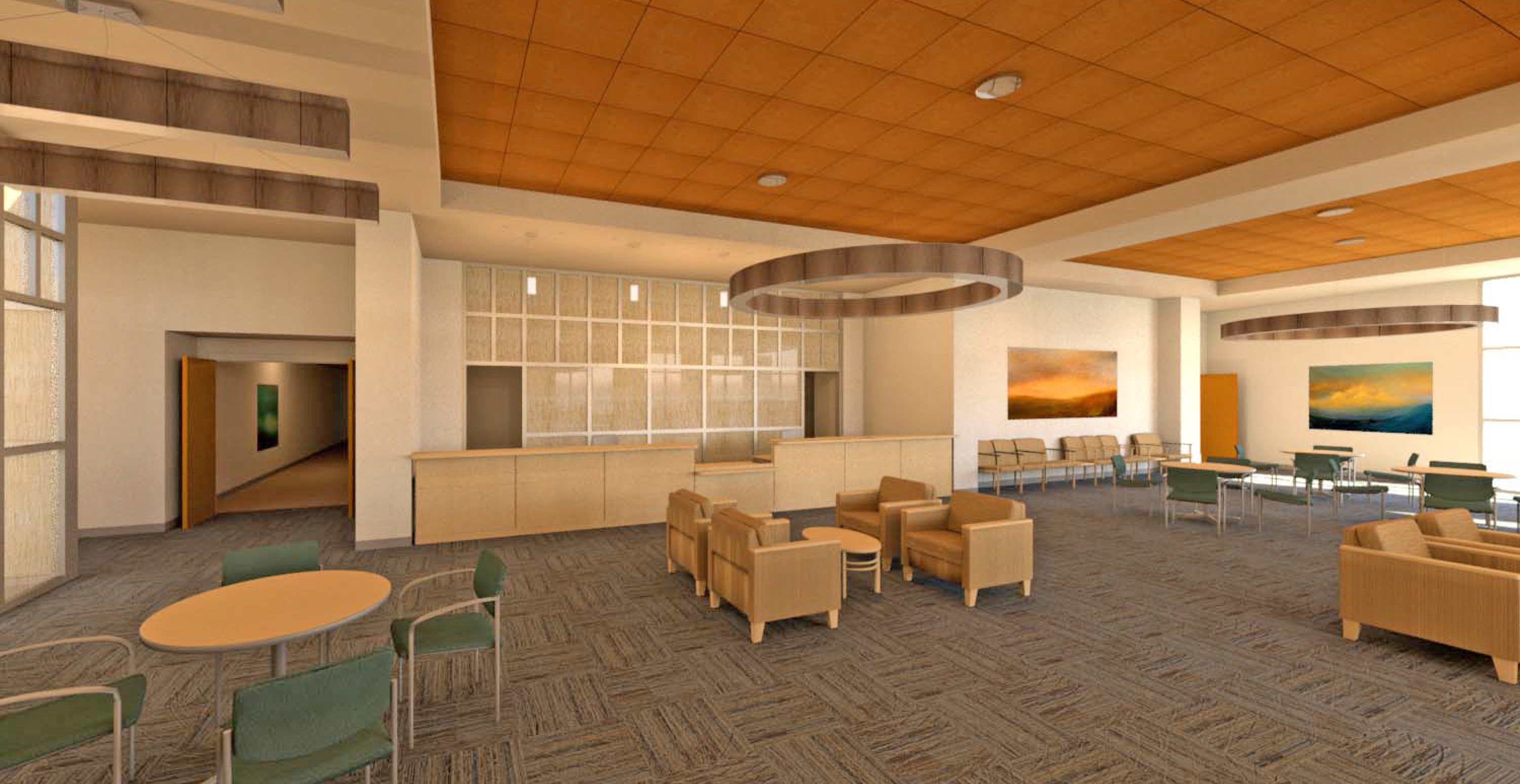UF Davis Cancer Center renovations