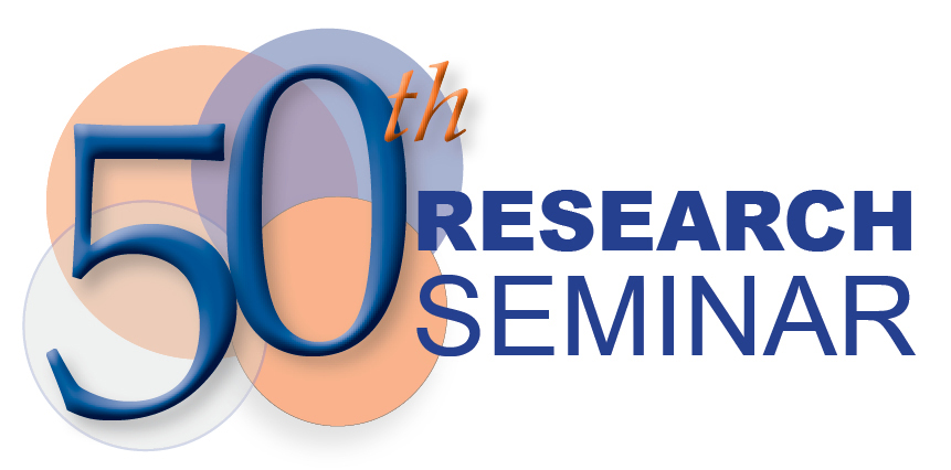 Join the 50th annual Radiation Oncology Research Seminar
