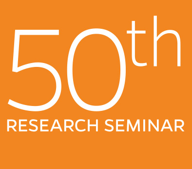 50th Radiation Oncology Research Seminar information