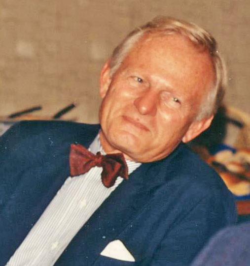 Dr. Rodney R. Million, radiation oncology pioneer.